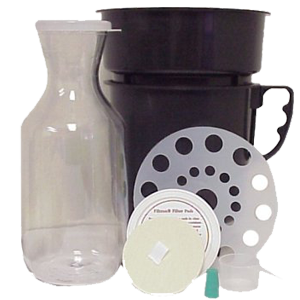Coffee Maker Review: Filtron Cold Water Coffee Concentrate Brewer