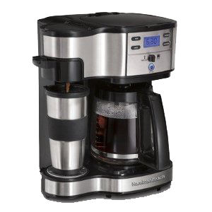 Coffee Maker Review Hamilton Beach Two Way Brewer