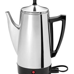 Coffee Maker Review Presto 02811 Stainless Steel Percolator