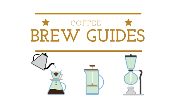 Coffee Brewing Guides: Learn How To Make Better Coffee