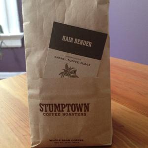Coffee Review: Stumptown Coffee – Hair Bender