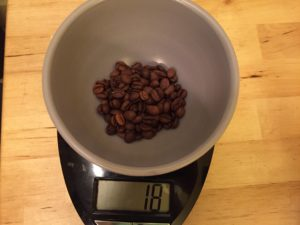 Weigh Your Coffee