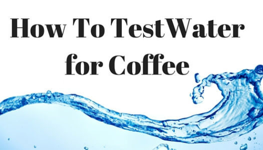 How to Test Water for Coffee Using a TDS Meter