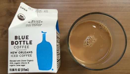 Cold Brew Review: Blue Bottle – New Orleans Style Iced Coffee
