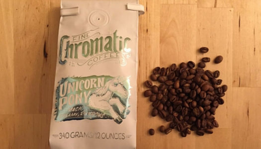 Coffee Review: Chromatic Coffee – Unicorn Pony Anniversary Blend