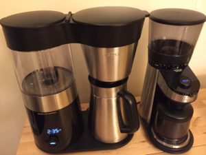 OXO On Barista Brain 9-Cup Coffee Maker Review The Coffee Concierge