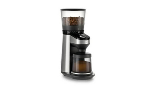 "Coffee Grinder Review: OXO On ""Barista Brain"" Conical Burr Grinder"