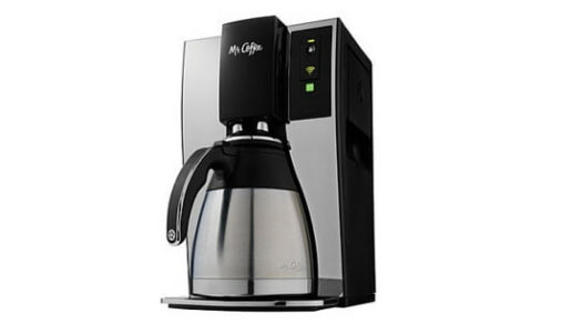 Coffee Maker Review: Mr. Coffee Wifi-Enabled WeMo Optimal Brew 10-Cup Coffee Maker