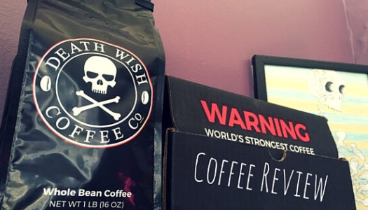 Coffee Review: Death Wish Coffee