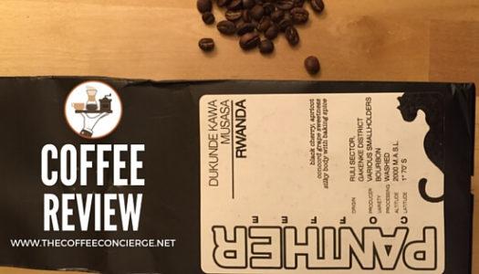 Coffee Review: Panther Coffee – Rwanda Dukunde Kawa Musasa