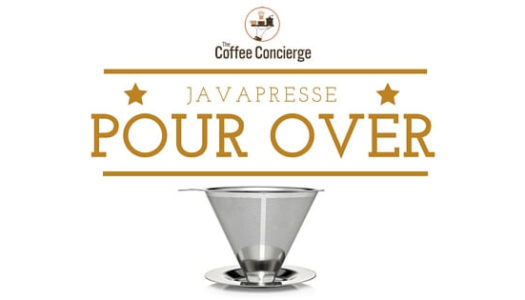 Coffee Maker Review: JavaPresse Pour Over