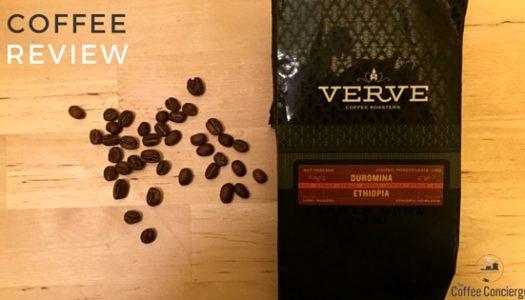 Coffee Review: Verve Coffee Roasters – Ethiopia Duromina