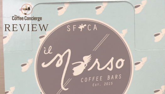 il Morso Coffee Chocolate Bar Review