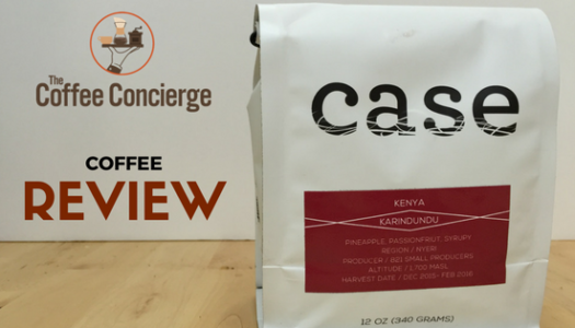 Case Coffee Roasters – Kenya Karindudu Coffee Review