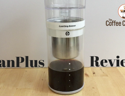 BeanPlus Cold Brew Coffee Maker Review