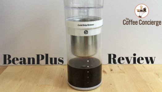 BeanPlus Slow Drip Cold Brew Coffee Maker Review
