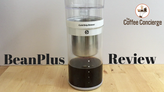 Beanplus Cold Brew Coffee Maker Review The Coffee Concierge
