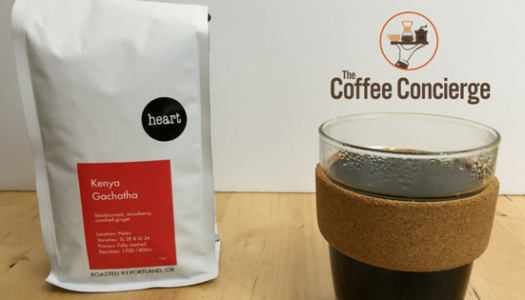 Heart Coffee Roasters – Kenya Gachatha AA Coffee Review