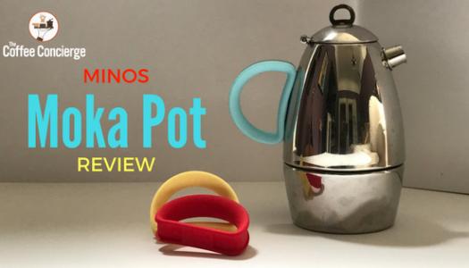 Minos Moka Pot Coffee Maker Review