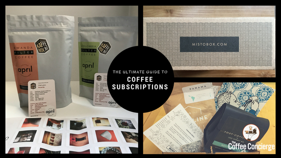 The Ultimate Guide to Coffee Subscriptions